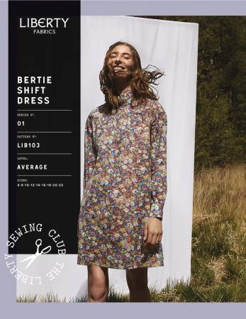 Bertie Shift Dress
