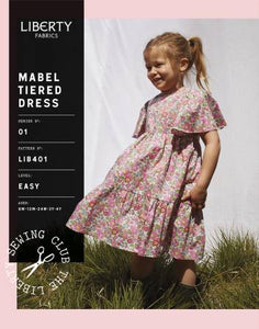 Mabel Tiered Dress