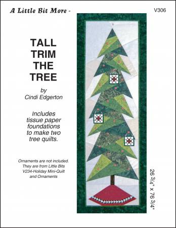 Tall Trim the Tree