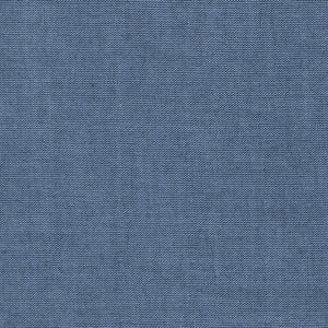 Double Gauze Chambray - Marine