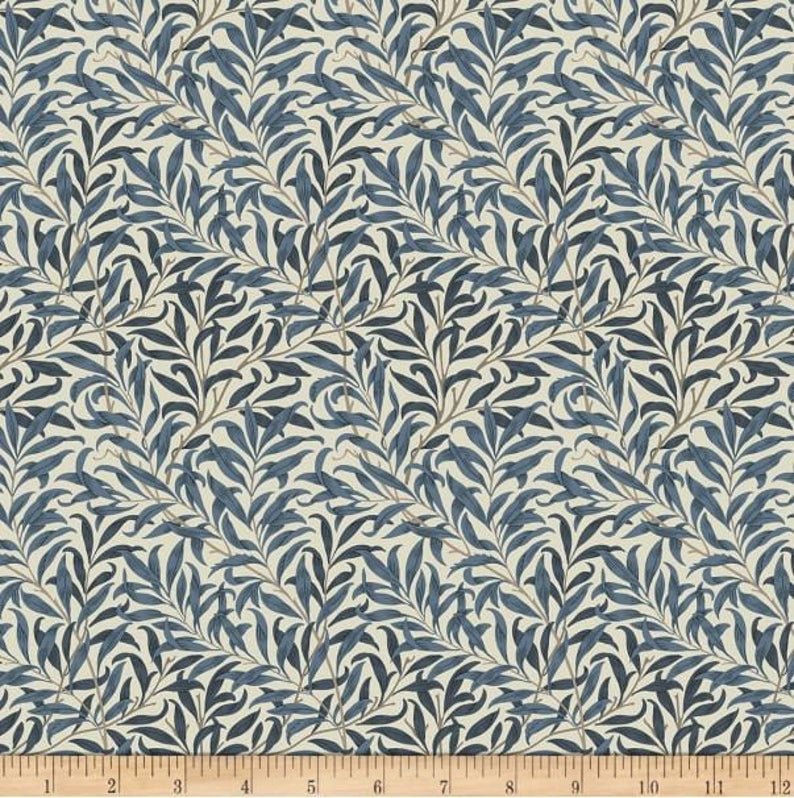Willow Boughs - Navy