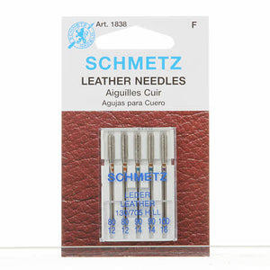 Leather Machine Needle