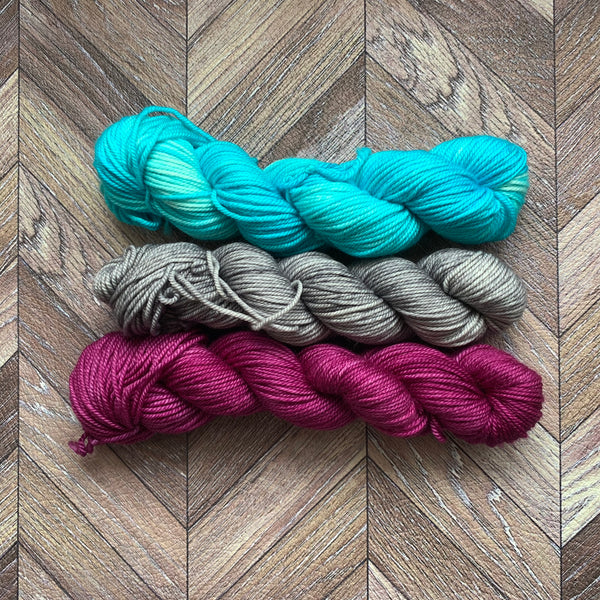 Zed Merino DK Mini Collection - 441