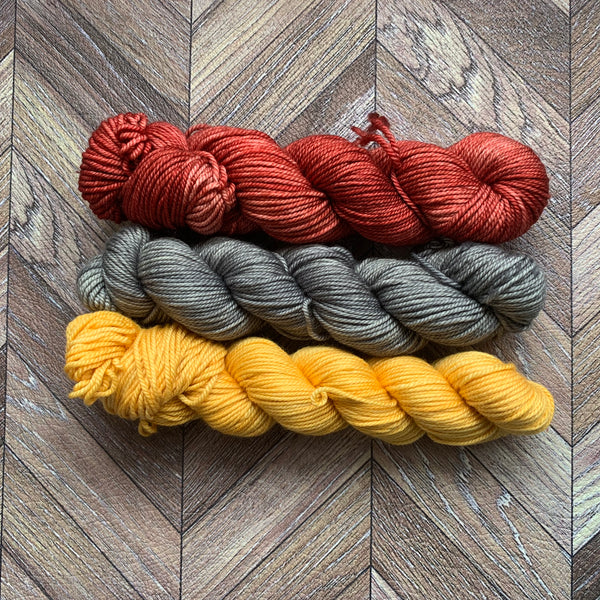 Zed Merino DK Mini Collection - 440