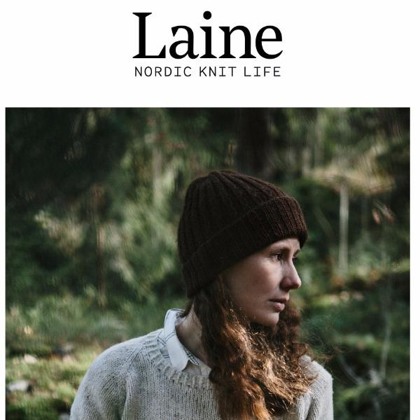 Laine Magazine Autumn/Winter 2016 Issue 1