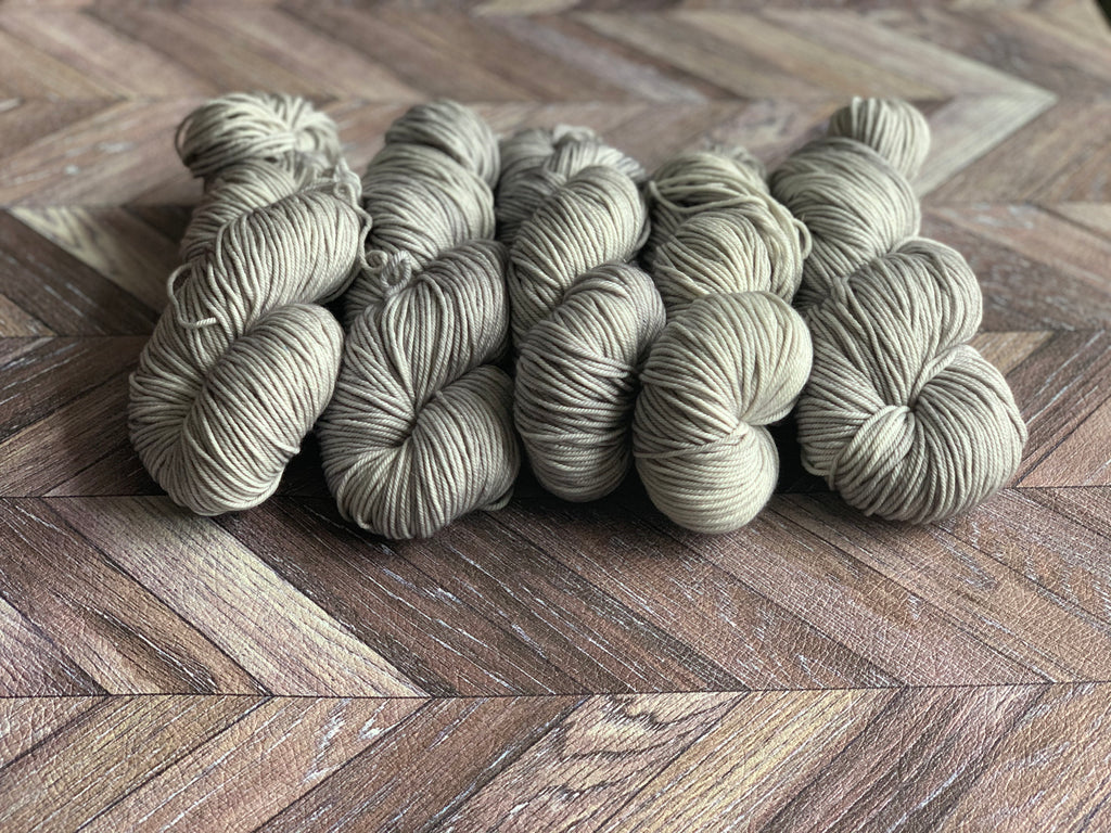 Zed Superfine Merino Worsted- Mist