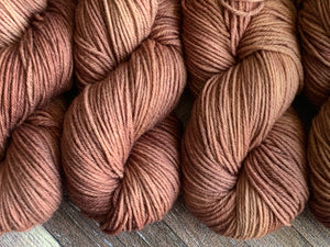 Wool U Knit Worsted - Spicewood