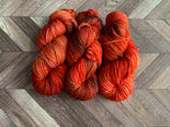 Zed Superfine Merino DK - Burning Bush