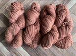 Rustic Worsted - Rouge