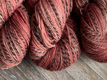 Wool U Knit Fingering Marl - Pepperberry