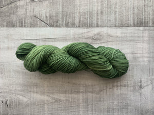 Wool U Knit Fingering - Evergreen