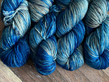 Zed Superfine Merino Worsted- Spritz