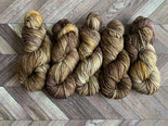 Zed Superfine Merino DK - Old Timber