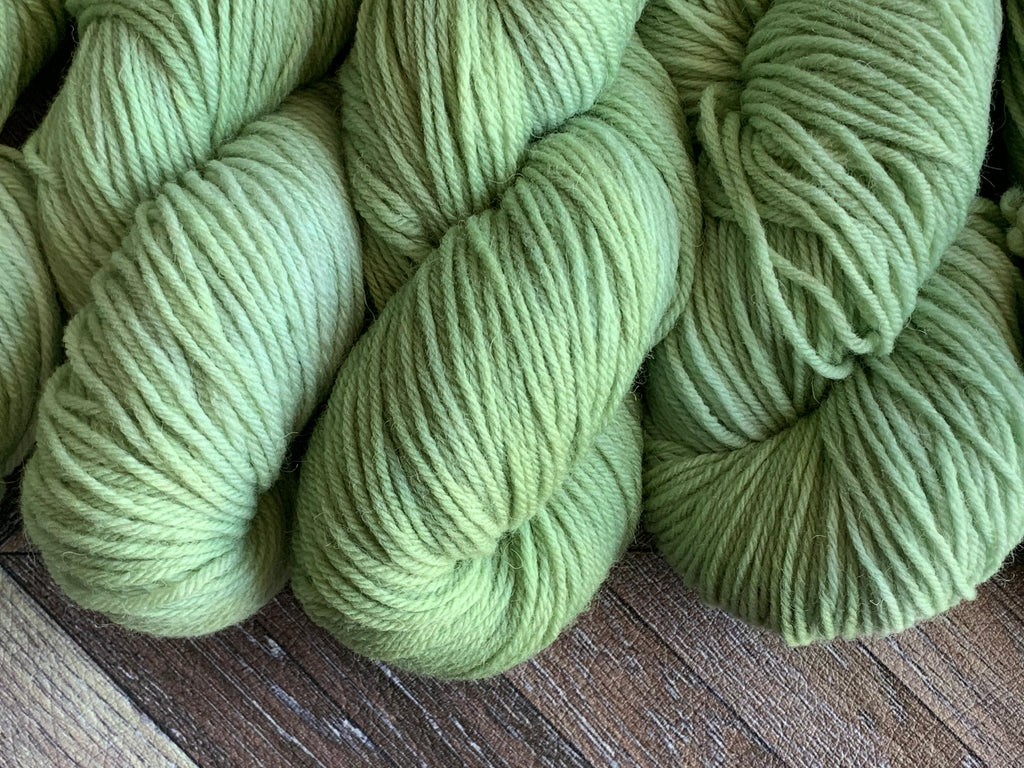 Wool U Knit Worsted - Sage
