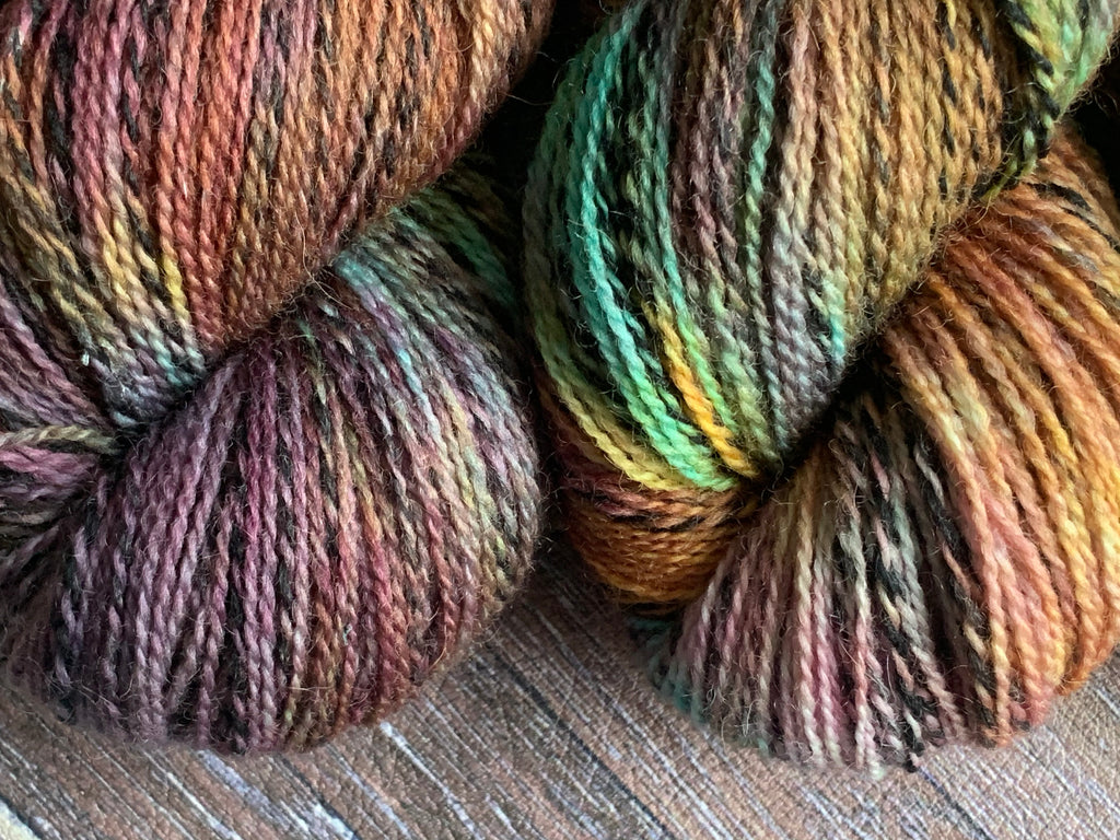 Wool U Knit Fingering Marl - Prism