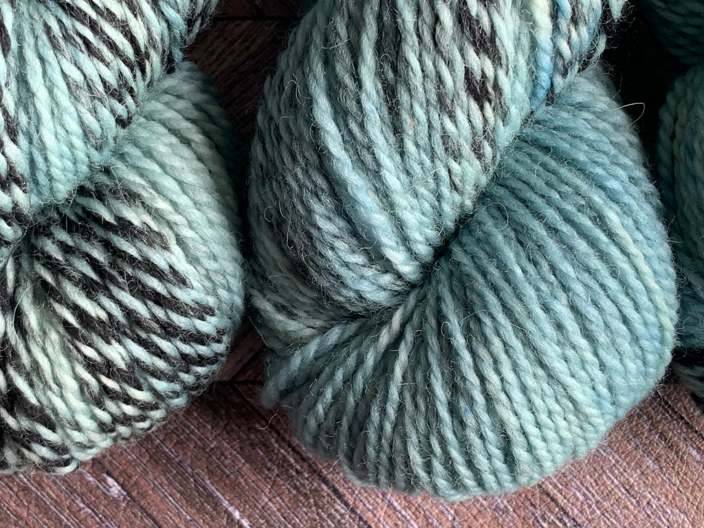 Wool U Knit Worsted Marl - Water Park