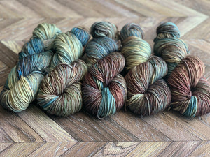 Zed MCN Worsted- Milk Paint 2