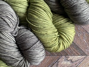 Zed  Worsted - Sweater Kit 101