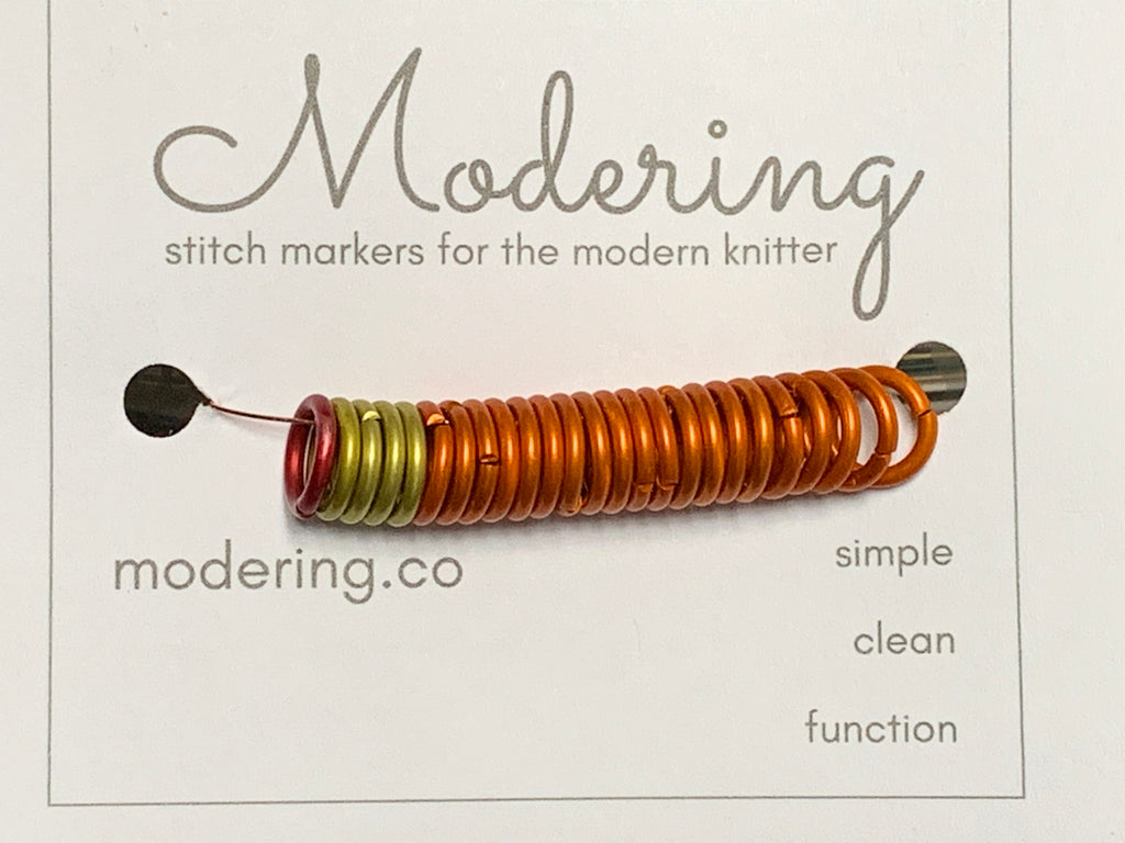 Modering Knit Stitch Marker Large