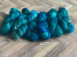 Zed Superfine Merino Worsted- Bellflower