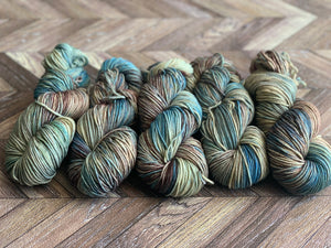 Zed MCN Worsted- Milk Paint