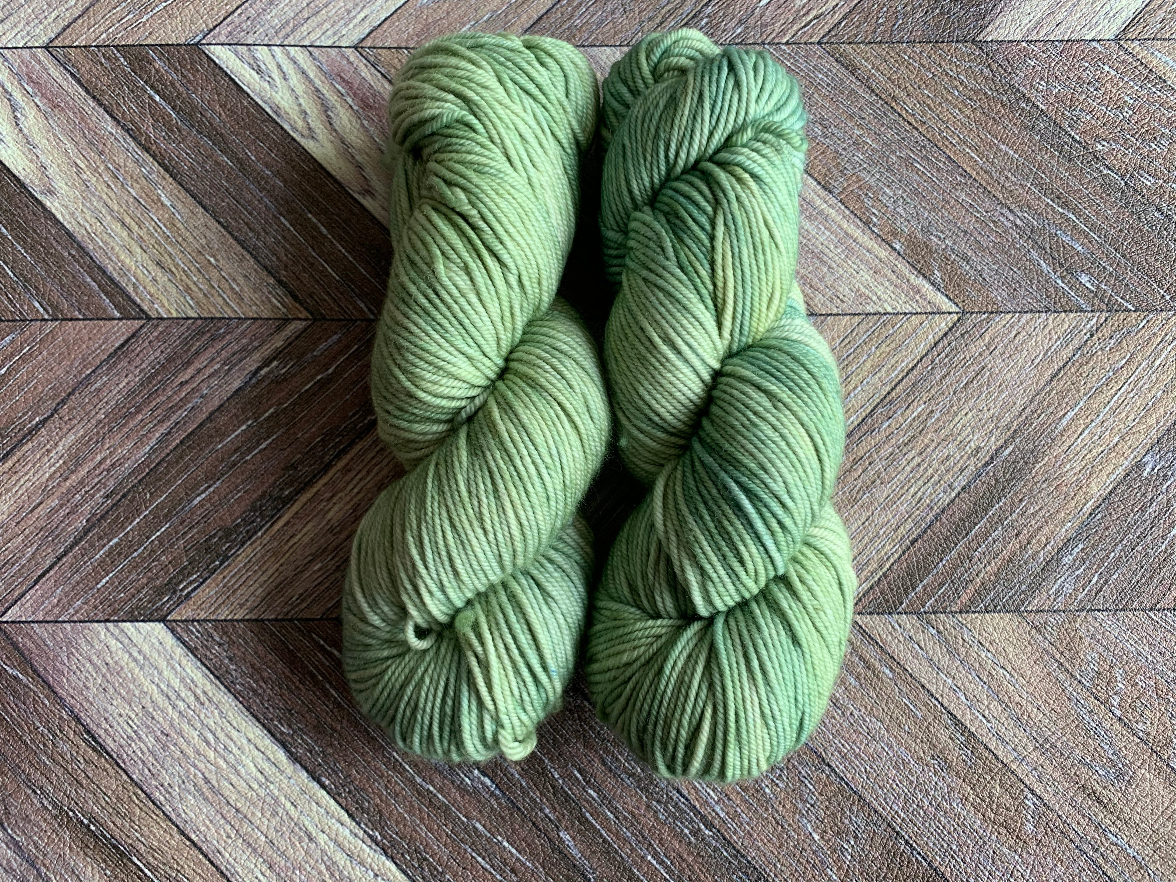 Zed MCN Worsted- Fade