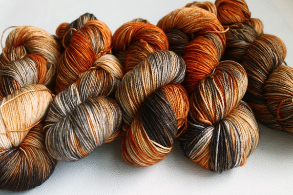Zed Luxe Sock - Tiger Tail