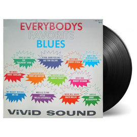 VARIOUS ARTISTS • EVERYBODY'S FAVORITE BLUES