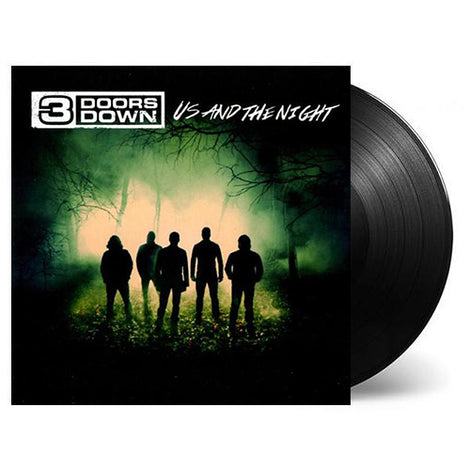 3 DOORS DOWN • US AND THE NIGHT