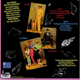 KID CREOLE & THE COCONUTS • TROPICAL GANGSTERS • RARE & O.O.P! • U.K. IMPORT