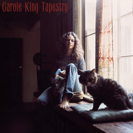 CAROLE KING • TAPESTRY • 180 GRAM VINYL • UK IMPORT