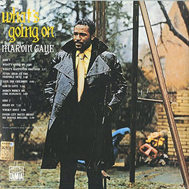 MARVIN GAYE • WHAT'S GOING ON • TRANSLUCENT GREEN VINYL
