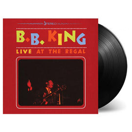 B.B. KING • LIVE AT THE REGAL • 180 GRAM