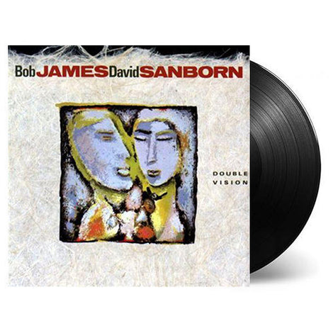 BOB JAMES AND DAVID SANBORN • DOUBLE VISION • SEALED COPY!