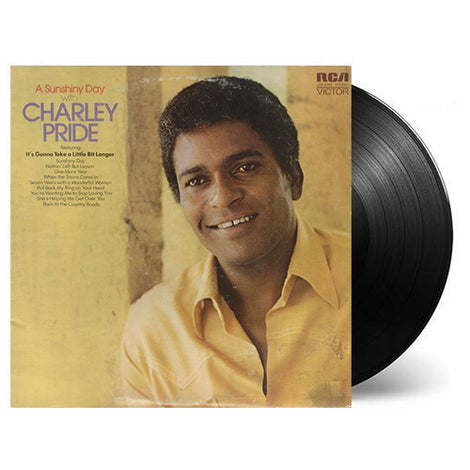 CHARLEY PRIDE • A SUNSHINY DAY WITH CHARLEY PRIDE