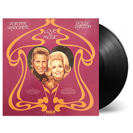 DOLLY PARTON • PORTER WAGONER • LOVE AND MUSIC