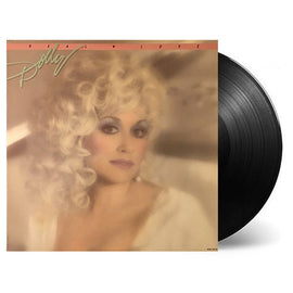 DOLLY PARTON • REAL LOVE • CUT-OUT