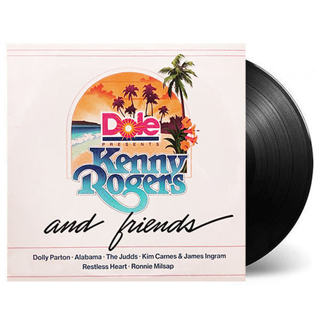 VARIOUS ARTISTS • DOLE PRESENTS KENNY ROGERS AND FRIENDS