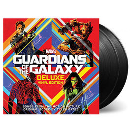 TYLER BATES • VARIOUS ARTISTS • GUARDIANS OF THE GALAXY • OST