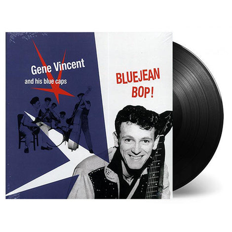 GENE VINCENT & HIS BLUE CAPS • BLUEJEAN BOP