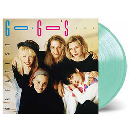 GO-GO'S • GREATEST • SEA GLASS VINYL