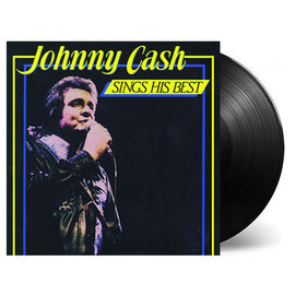 JOHNNY CASH • JOHNNY CASH SINGS HIS BEST
