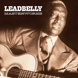 [2CD] LEAD BELLY • MASTERWORKS VOLUMES 1 & 2 • LIMITED EDITION 2 DISC SET