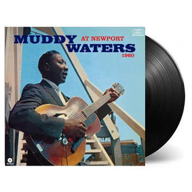 MUDDY WATERS • AT NEWPORT 1960
