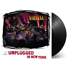 NIRVANA • UNPLUGGED