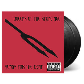 QUEENS OF THE STONE AGE • SONGS FOR THE DEAF • 2 LP • 180 GRAM