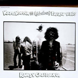 RANDY CALIFORNIA • KAPT KOPTER • WHITE VINYL