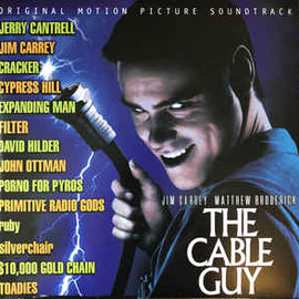 VARIOUS ARTISTS • THE CABLE GUY• [COTTON CANDY SWIRL VINYL]