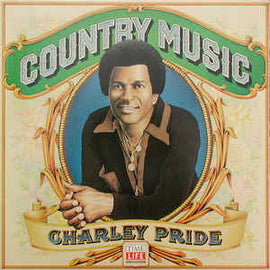 CHARLEY PRIDE • COUNTRY MUSIC / TIME LIFE • CUT-OUT