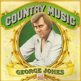 GEORGE JONES • COUNTRY / TIME LIFE • CUT-OUT